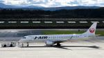 パンダさんが、青森空港で撮影したジェイ・エア ERJ-190-100(ERJ-190STD)の航空フォト(写真)