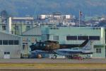 フォト太郎さんが、小松空港で撮影した陸上自衛隊 UH-1Jの航空フォト(写真)