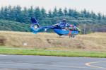 NCT310さんが、入間飛行場で撮影した埼玉県警察 EC135P2+の航空フォト(写真)