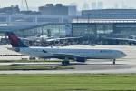 Dojalanaさんが、羽田空港で撮影したデルタ航空 A330-302の航空フォト(飛行機 写真・画像)