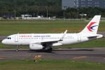 セブンさんが、新千歳空港で撮影した中国東方航空 A319-132の航空フォト(飛行機 写真・画像)