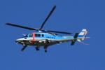 キイロイトリさんが、那覇空港で撮影した沖縄県警察 A109E Powerの航空フォト(写真)