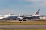 さっしんさんが、福岡空港で撮影した日本航空 777-289の航空フォト(写真)