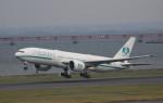 VIPERさんが、羽田空港で撮影したクリスタル・ラグジュアリー・エア 777-29M/LRの航空フォト(写真)