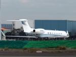 SK51Aさんが、羽田空港で撮影したチェイス・イクイップメント・ファイナンス G-V-SP Gulfstream G550の航空フォト(写真)
