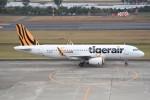 kumagorouさんが、仙台空港で撮影したタイガーエア台湾 A320-232の航空フォト(写真)