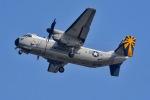 はるかのパパさんが、岩国空港で撮影したアメリカ海軍 C-2A Greyhoundの航空フォト(写真)