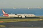 Dojalanaさんが、羽田空港で撮影したアメリカン航空 787-9の航空フォト(飛行機 写真・画像)