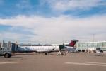 gunmano_kumasanさんが、バンクーバー国際空港で撮影したジャズ・エア CL-600-2D15 Regional Jet CRJ-705ERの航空フォト(写真)