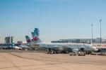 gunmano_kumasanさんが、バンクーバー国際空港で撮影したエア・カナダ A320-211の航空フォト(写真)