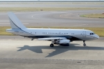 KAKOさんが、中部国際空港で撮影したグローバル・ジェット・ルクセンブルク A319-115CJの航空フォト(写真)