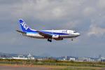 anyoziさんが、仙台空港で撮影したANAウイングス 737-54Kの航空フォト(写真)