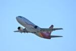 T.Sazenさんが、関西国際空港で撮影した揚子江快運航空 737-332(F)の航空フォト(飛行機 写真・画像)