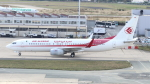 誘喜さんが、パリ オルリー空港で撮影したアルジェリア航空 737-8D6の航空フォト(写真)