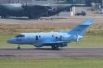 reonさんが、名古屋飛行場で撮影した航空自衛隊 U-125A(Hawker 800)の航空フォト(写真)