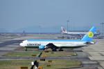 T.Sazenさんが、関西国際空港で撮影したウズベキスタン航空 767-33P/ERの航空フォト(写真)