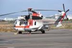 kumagorouさんが、仙台空港で撮影した朝日航洋 AS332L Super Pumaの航空フォト(写真)