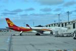 mojioさんが、那覇空港で撮影した香港航空 A330-343Xの航空フォト(飛行機 写真・画像)