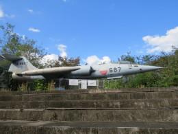 F.YUKIHIDEさんが、岡山空港で撮影した航空自衛隊 F-104J Starfighterの航空フォト(飛行機 写真・画像)