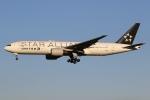 sky-spotterさんが、成田国際空港で撮影したユナイテッド航空 777-222/ERの航空フォト(写真)