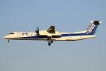 sky-spotterさんが、成田国際空港で撮影したANAウイングス DHC-8-402Q Dash 8の航空フォト(写真)