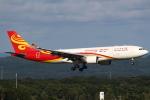 セブンさんが、新千歳空港で撮影した香港航空 A330-223の航空フォト(飛行機 写真・画像)
