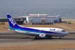 yabyanさんが、中部国際空港で撮影したANAウイングス 737-5Y0の航空フォト(飛行機 写真・画像)