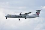 mojioさんが、那覇空港で撮影した琉球エアーコミューター DHC-8-402Q Dash 8 Combiの航空フォト(飛行機 写真・画像)