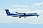 Dojalanaさんが、函館空港で撮影したANAウイングス DHC-8-402Q Dash 8の航空フォト(写真)