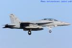 いおりさんが、岩国空港で撮影したアメリカ海軍 EA-18G Growlerの航空フォト(写真)