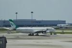 飛行機ゆうちゃんさんが、クアラルンプール国際空港で撮影したマーハーン航空 A340-311の航空フォト(写真)
