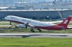 Dojalanaさんが、羽田空港で撮影した上海航空 A330-343Xの航空フォト(飛行機 写真・画像)
