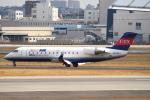 セブンさんが、伊丹空港で撮影したアイベックスエアラインズ CL-600-2B19 Regional Jet CRJ-200ERの航空フォト(飛行機 写真・画像)
