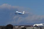 LAX Spotterさんが、ロサンゼルス国際空港で撮影したエアブリッジ・カーゴ・エアラインズ 747-8HVFの航空フォト(写真)
