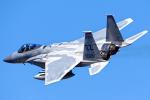 いっち〜@RJFMさんが、新田原基地で撮影したアメリカ空軍 F-15C-35-MC Eagleの航空フォト(写真)