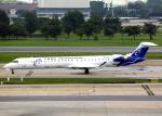 Bokuranさんが、ドンムアン空港で撮影した華夏航空 CL-600-2D24 Regional Jet CRJ-900の航空フォト(写真)