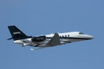なぞたびさんが、中部国際空港で撮影したテキストロン・アビエーション 680A Citation Latitudeの航空フォト(写真)