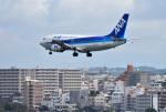mojioさんが、那覇空港で撮影したANAウイングス 737-5L9の航空フォト(写真)