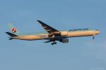 ぱん_くまさんが、羽田空港で撮影した大韓航空 777-3B5の航空フォト(写真)
