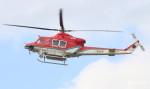 RINA-200さんが、福井空港で撮影した奈良県防災航空隊 412EPの航空フォト(写真)