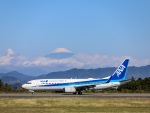 kikiさんが、静岡空港で撮影した全日空 737-881の航空フォト(写真)