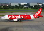 Bokuranさんが、ドンムアン空港で撮影したタイ・エアアジア A320-216の航空フォト(写真)