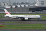 pringlesさんが、羽田空港で撮影した日本航空 777-289の航空フォト(写真)