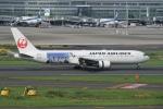 pringlesさんが、羽田空港で撮影した日本航空 767-346/ERの航空フォト(写真)