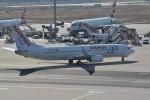 k-spotterさんが、フランクフルト国際空港で撮影したエア・ヨーロッパ 737-86Qの航空フォト(写真)