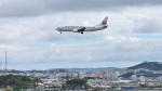 mojioさんが、那覇空港で撮影した日本トランスオーシャン航空 737-446の航空フォト(飛行機 写真・画像)