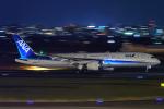 いっち〜@RJFMさんが、宮崎空港で撮影した全日空 787-9の航空フォト(写真)
