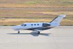 md11jbirdさんが、神戸空港で撮影した岡山航空 510 Citation Mustangの航空フォト(写真)