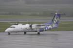 プルシアンブルーさんが、女満別空港で撮影したエアーニッポンネットワーク DHC-8-314Q Dash 8の航空フォト(写真)