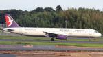 誘喜さんが、成田国際空港で撮影したマカオ航空 A321-231の航空フォト(写真)